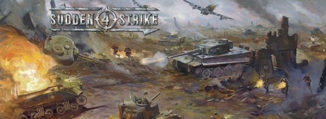 Обзор Sudden Strike 4. До боли знакомая война