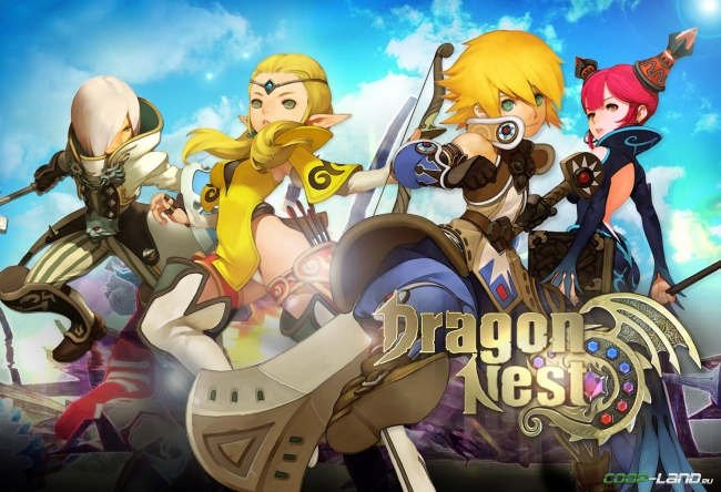 Dragon Nest - лучший MMORPG слэшер всех времён