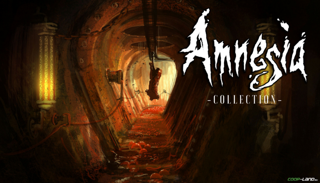 Amnesia Collection უფასოდ ჰუმბლეზე