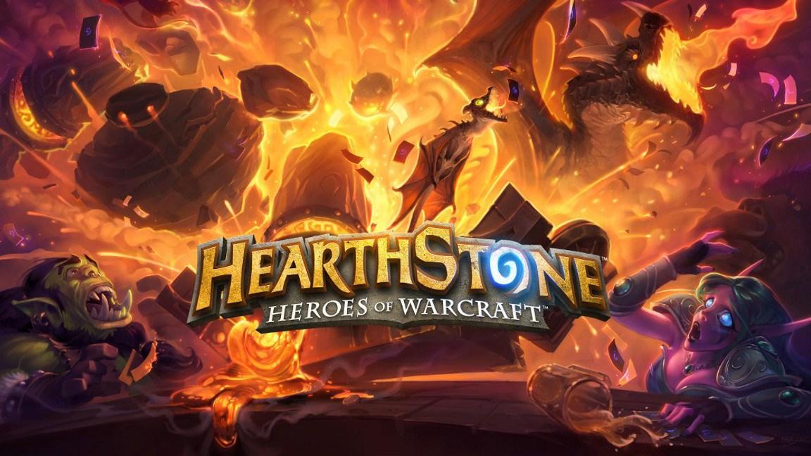 Первое обновление Hearthstone в 2018 году