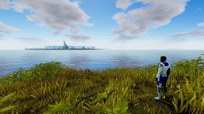 Empyrion - Galactic Survival alpha 8: Первая информация