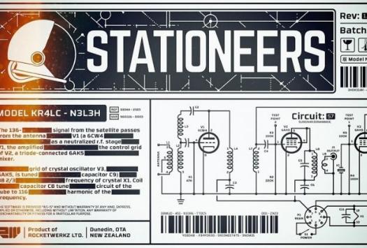 Stationeers - построй свою космическую станцию!