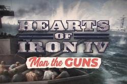 Hearts of Iron IV: Man the Guns – спускаем флот на воду