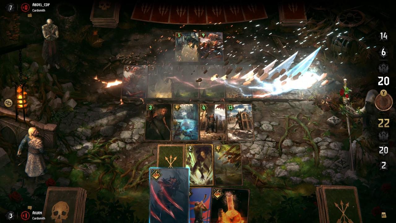 ГВИНТ: The Witcher bug: часто задаваемые вопросы. Карточная игра