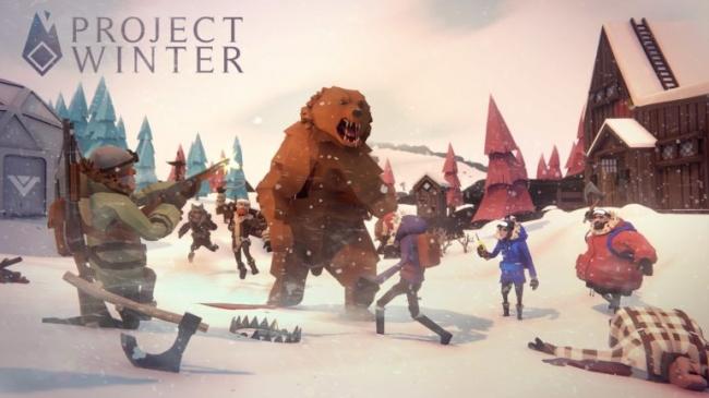 Project Winter – необычная кооперативная песочница на выживание с непредсказуемым финалом