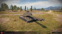 В World of Tanks появились двухорудийные танки с новой механикой