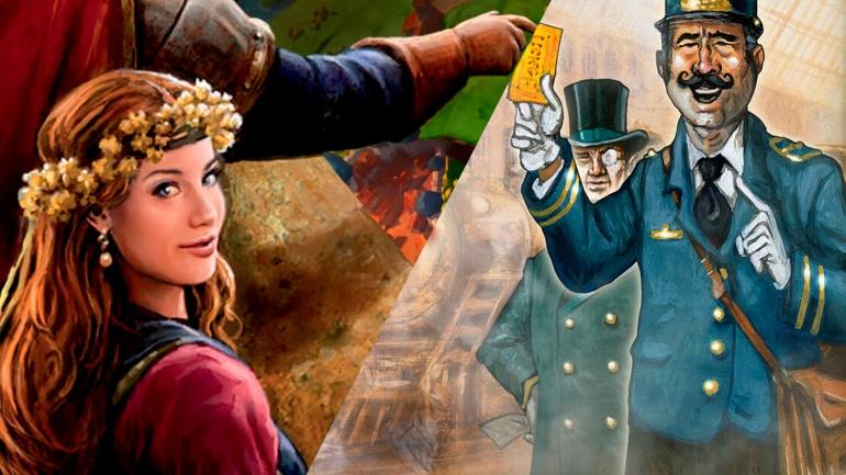 Epic Games дарит адаптации настольных игр Carcassonne и ...