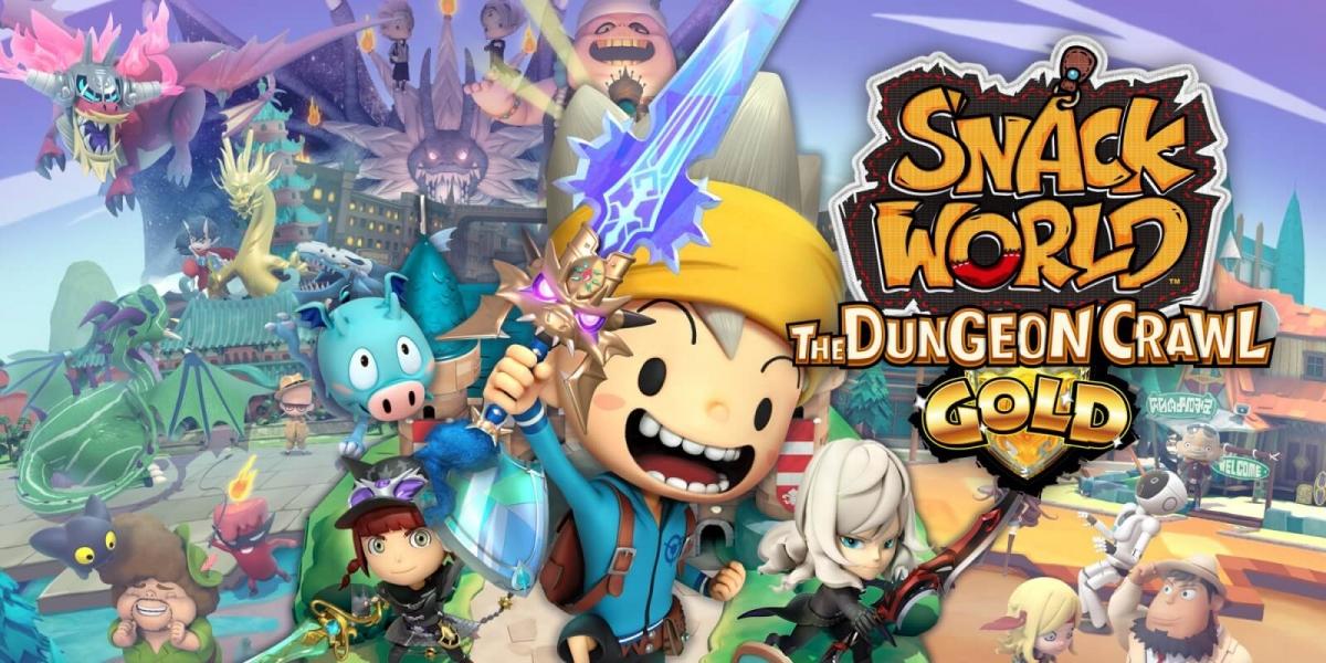 Обзор Snack World: The Dungeon Crawl Gold