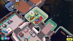 Out of Space – стратегическое выживание в космическом корабле