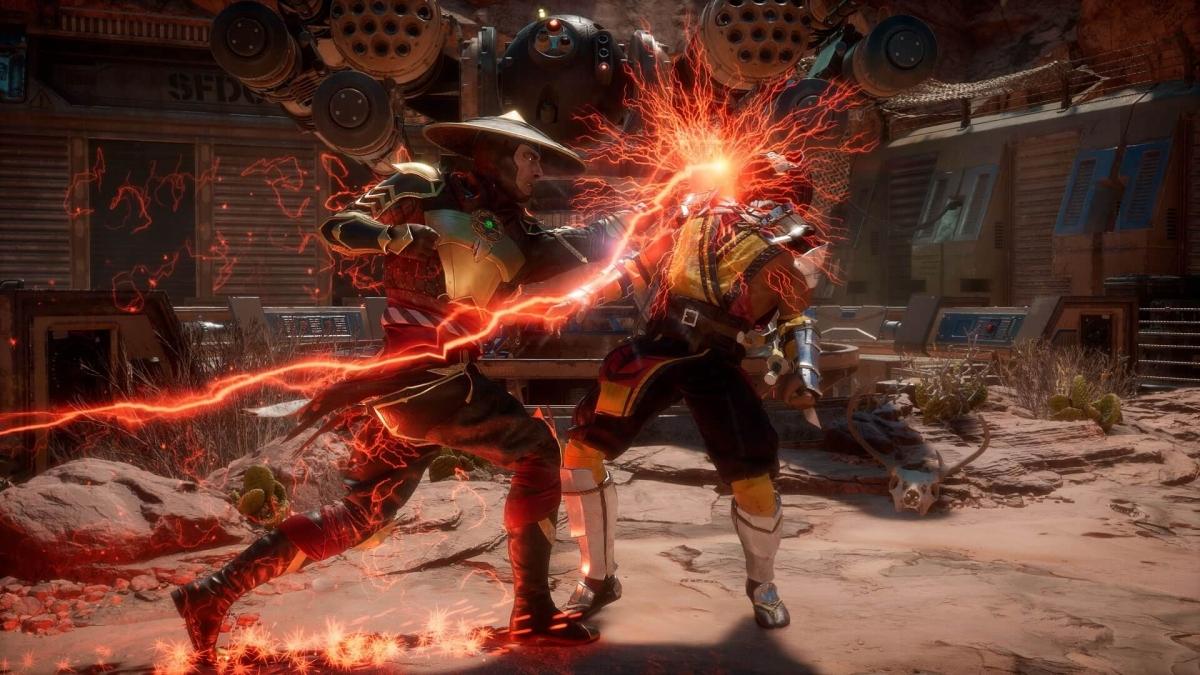 Как быстро получать монеты в Mortal Kombat 11