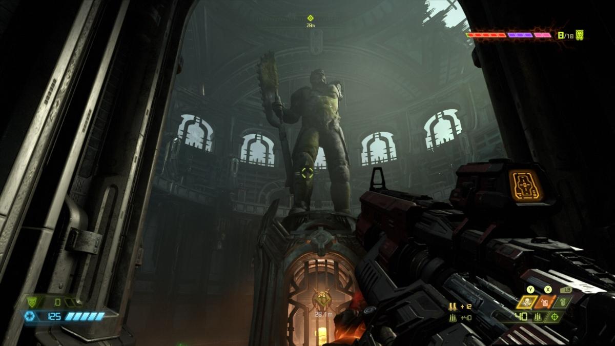 Обзор Doom Eternal