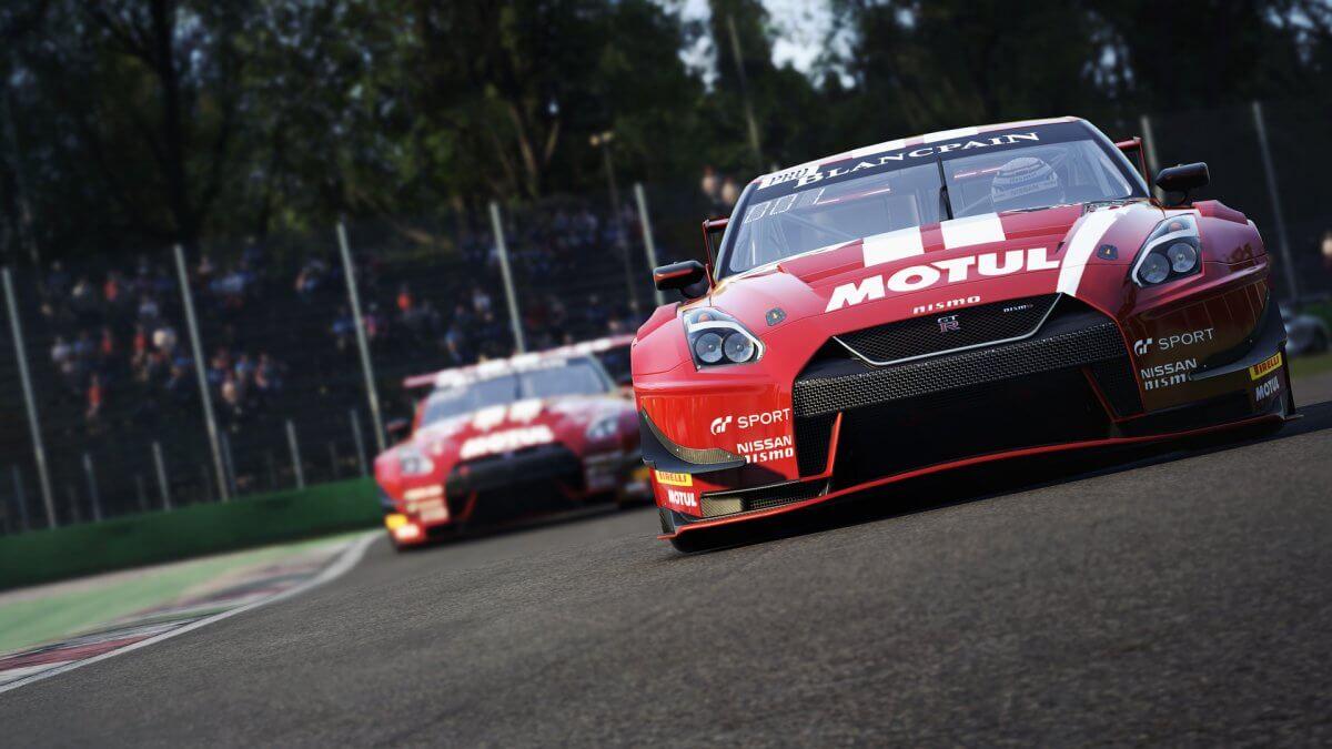 Обзор Assetto Corsa Competizione