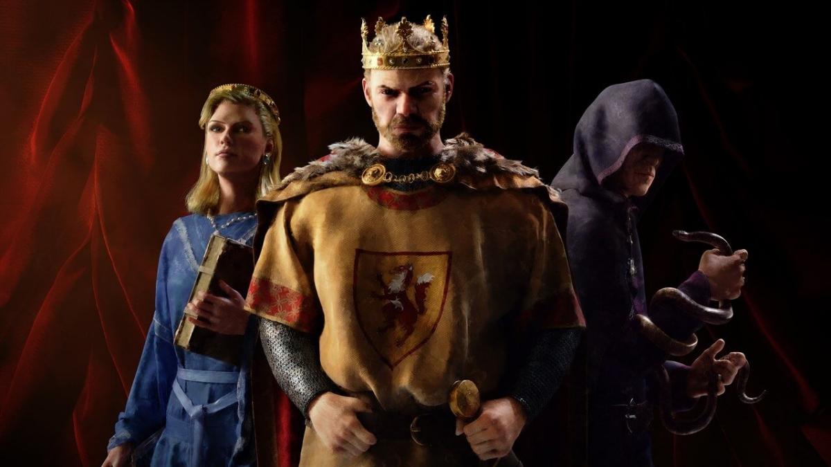 Как легко заработать деньги в Crusader Kings 3