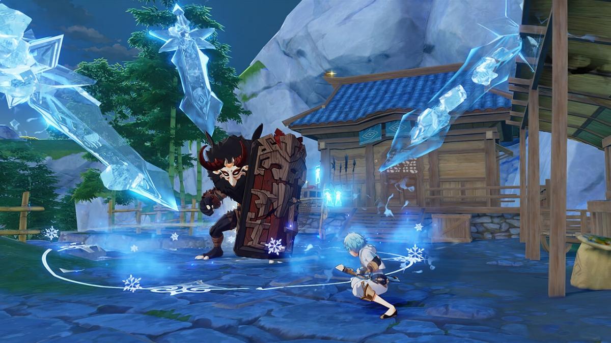 Genshin Impact: как подобрать эффективную команду и эпикировку