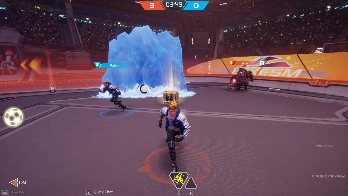Превью Super Buckyball Tournament – страшно веселая и неуклюжая смесь Rocket League с Overwatch