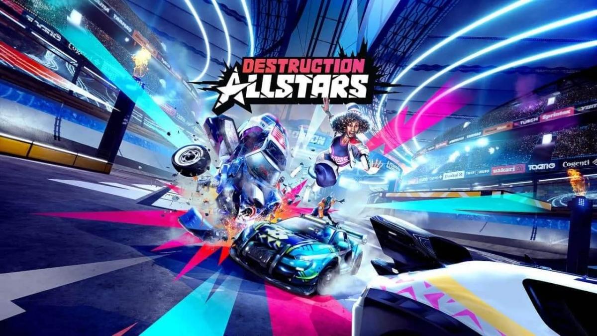 Обзор Destruction AllStars