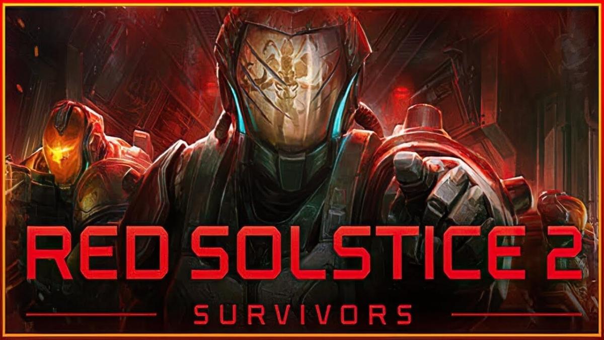 Превью Red Solstice 2: Survivors — кооперативный X-COM в реальном времени