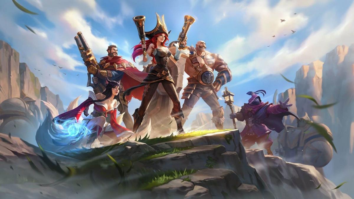 Гайд для новичков в League of Legends