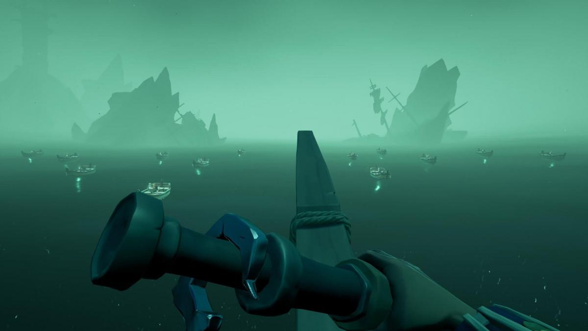 Премиальный гайд по Sea of Thieves