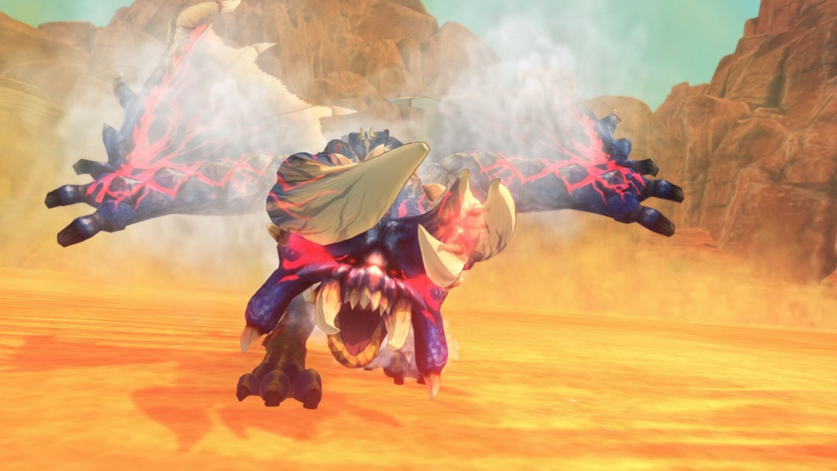 Обзор Monster Hunter Stories 2: Wings of Ruin