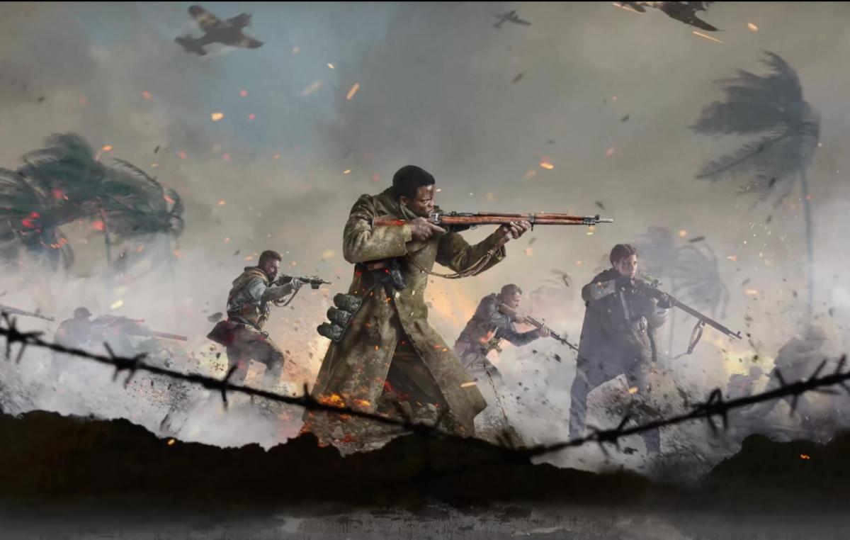1941-1945 – можем повторить и повторяем. Обзор беты Call of Duty Vanguard