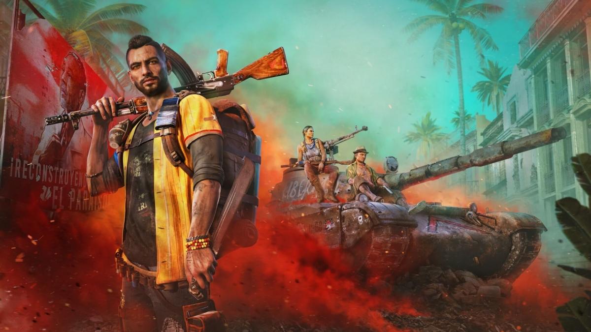Обзор Far Cry 6